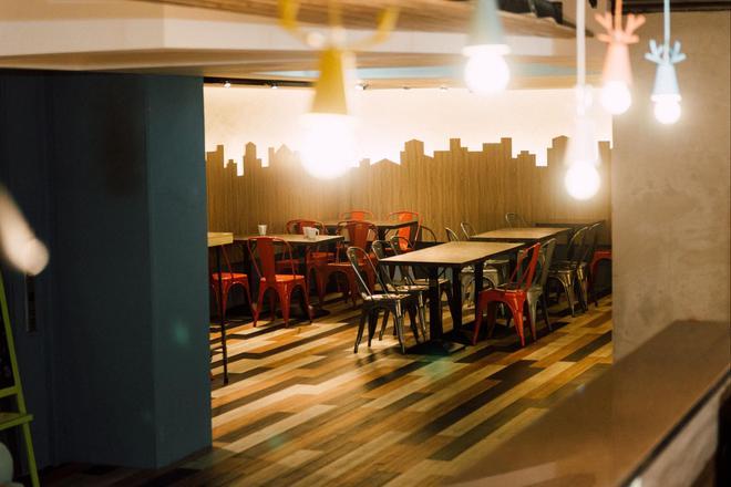 Backpackers Inn, Kaohsiung - Cao Hùng - Nhà hàng