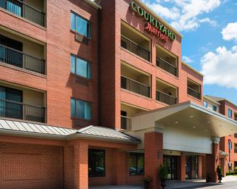 Courtyard by Marriott Worcester - Вустер - Building