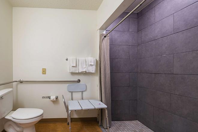 Motel 6 Indianapolis - Ιντιανάπολη - Μπάνιο