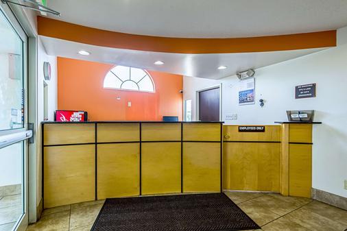 Motel 6 Indianapolis, IN - Ιντιανάπολη - Ρεσεψιόν