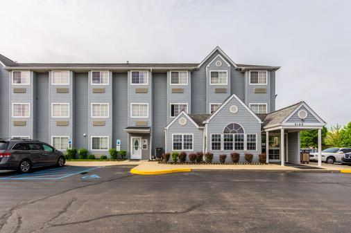 Motel 6 Indianapolis, IN - Indianapolis - Rakennus