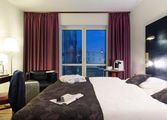 Mercure Hotel Bad Oeynhausen City - Bad Oeynhausen - Slaapkamer