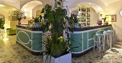Hotel Le Querce Thermae & Spa - Ischia - Bar