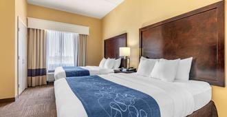 Comfort Suites Frisco - Frisco - Makuuhuone