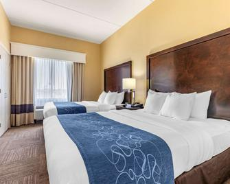 Comfort Suites Frisco - Frisco - Soverom