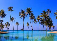 Eskala Hotels & Resorts Ngwe Saung - Ngwesaung - Svømmebasseng