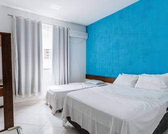 Guaibim Hotel - Valença - Schlafzimmer