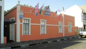 The Secret Garden Guesthouse - Swakopmund - Building