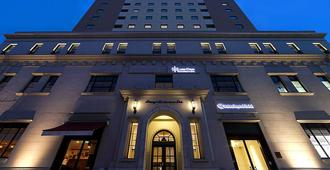 Daiwa Roynet Hotel Yokohama-Koen - Jokohama - Rakennus