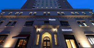 Daiwa Roynet Hotel Yokohama-Koen - Yokohama - Bina