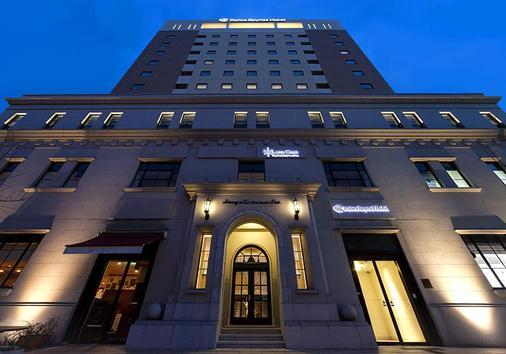 Daiwa Roynet Hotel Yokohama-Koen - Yokohama - Κτίριο