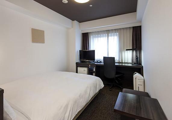 Daiwa Roynet Hotel Yokohama-Koen - Yokohama - Bedroom