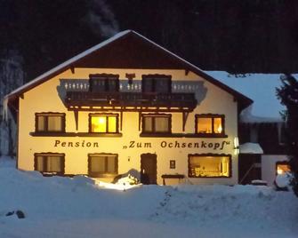 Pension Zum Ochsenkopf - Bischofsgrün - Building