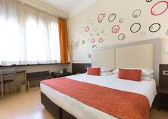 Hotel Piacenza - Milan - Phòng ngủ