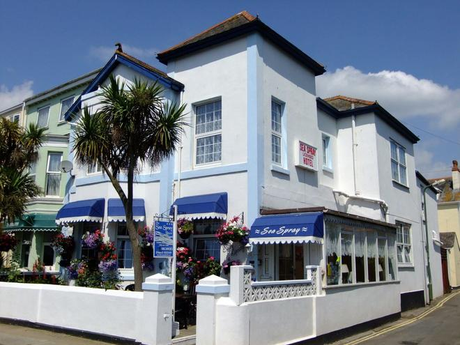 Sea Spray House - Paignton - Building
