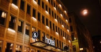 Best Western and hotel - Stockholm