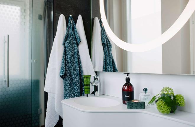 Best Western and hotel - Stockholm - Bathroom