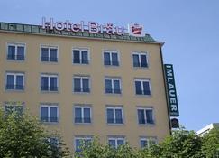 Hotel Imlauer & Bräu - Salzburgo - Edificio