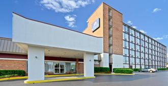 Americas Best Value Inn - Baltimore - Baltimore - Edifício
