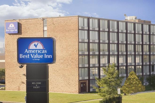 巴爾的摩美洲最優價值酒店 - 巴爾的摩 - 巴爾的摩 - 建築