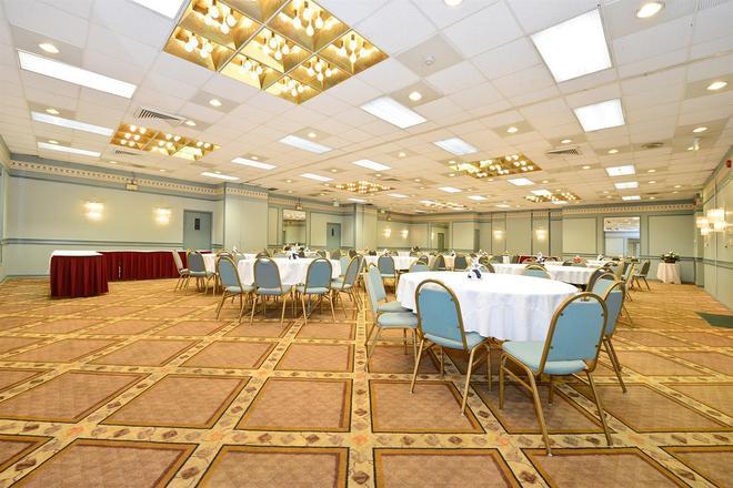 巴爾的摩美洲最優價值酒店 - 巴爾的摩 - 巴爾的摩 - 宴會廳