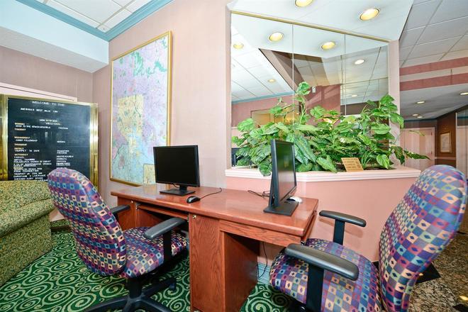 巴爾的摩美洲最優價值酒店 - 巴爾的摩 - 巴爾的摩 - 商務中心