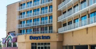 Days Inn by Wyndham Atlantic City Oceanfront-Boardwalk - Atlantic City - Κτίριο