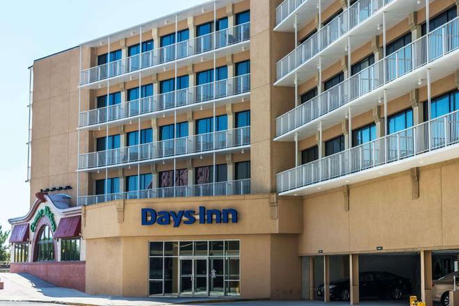 Days Inn by Wyndham Atlantic City Oceanfront-Boardwalk - Atlantic City - Building