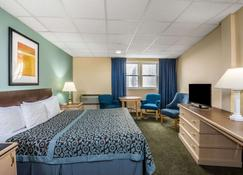 Days Inn by Wyndham Atlantic City Oceanfront-Boardwalk - Atlantic City - Bedroom