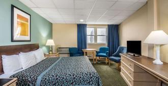 Days Inn by Wyndham Atlantic City Oceanfront-Boardwalk - אטלנטיק סיטי - חדר שינה