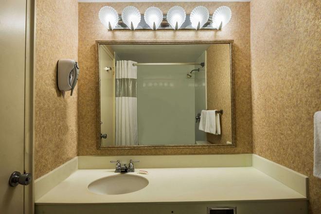 Days Inn by Wyndham Atlantic City Oceanfront-Boardwalk - Atlantic City - Bathroom