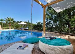 Villa Chloe In Corfu - Viros - Pool