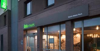 ibis Styles Saint-Malo Port - Σαιν-Μαλό - Κτίριο