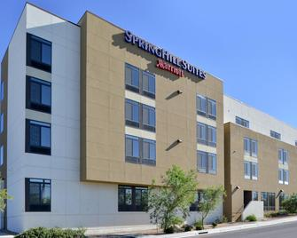 SpringHill Suites by Marriott Kingman Route 66 - Кінгсмен - Building