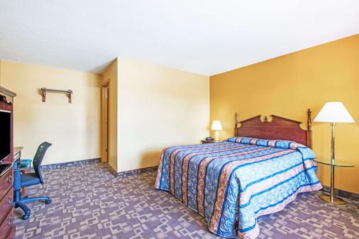 Knights Inn Hadley - Hadley - Schlafzimmer