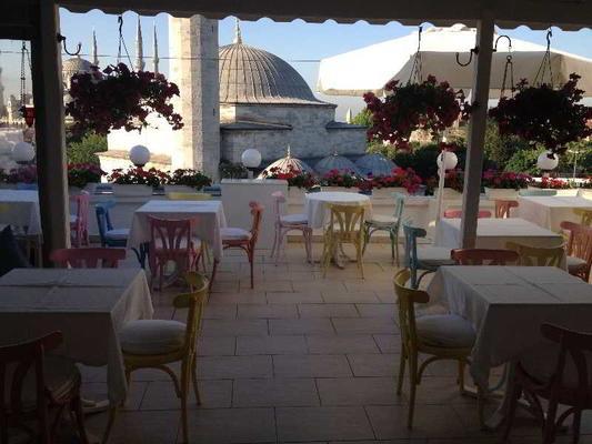 Sultanahmet Hotel - Istanbul - Ravintola