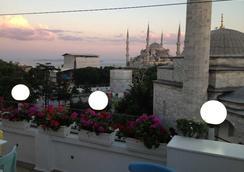 Sultanahmet Hotel - Istanbul - Näkymät ulkona