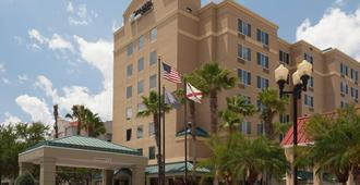 SpringHill Suites by Marriott Convention Center/I-drive - Orlando - Rakennus