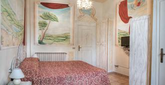 Hotel Masaccio Florence - Florens - Sovrum