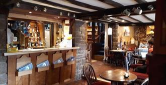 The Hoops Inn & Country Hotel - Bideford - Bar