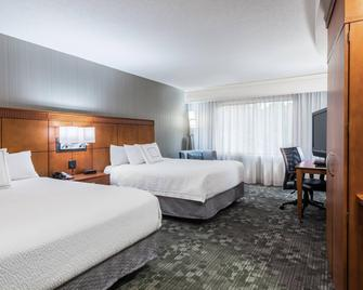 Courtyard by Marriott Danbury - Дэнбери - Спальня