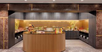 比爾德伯格貝爾維尤飯店 - 德累斯頓 - 自助餐