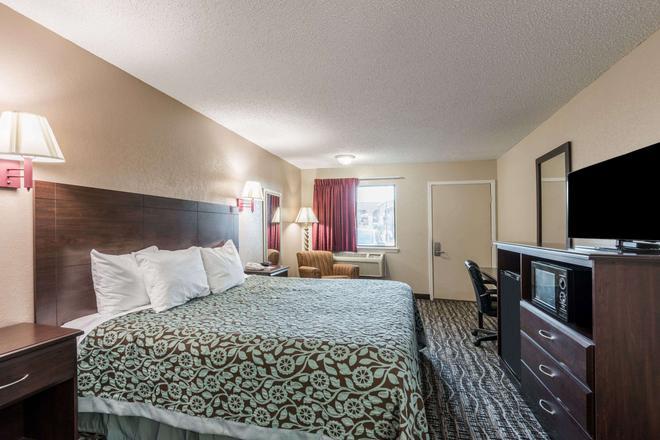 聖馬科斯戴斯酒店 - 聖馬可斯 - 聖馬科斯 - 臥室