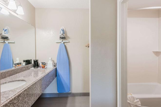 聖馬科斯戴斯酒店 - 聖馬可斯 - 聖馬科斯 - 浴室