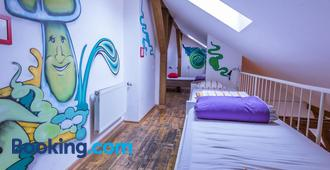 The Madhouse Prague - Prague - Bedroom
