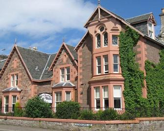 Shaftesbury Lodge Guest House - Dundee - Building