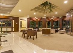 Amman West Hotel - Ammán - Lobby