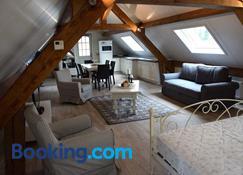 Cense de Lalouette - Saint-Ghislain - Living room