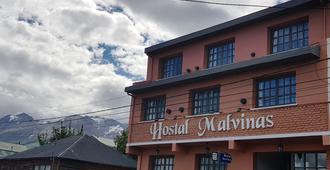 Hostal Malvinas - Ushuaia - Building