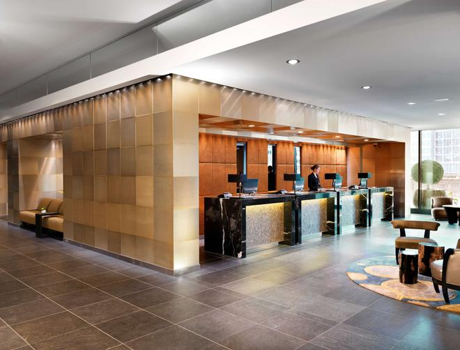 Hyatt Regency Dusseldorf - Düsseldorf - Lobby